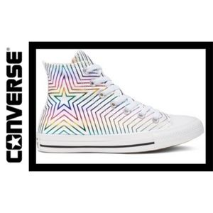 NWB Converse Chuck Taylor All Star High Tops